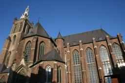 Bisdom Roermond opent jaar met processie en vesperviering
