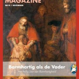 Tweede editie blad bisdom Breda over barmhartigheid