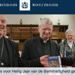 Bisdom Roermond presenteert 'Inspiratiegids' voor barmhartigheidsjaar