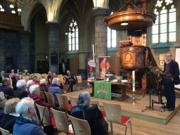 'Kansen voor kerk om barmhartigheid in praktijk te brengen'