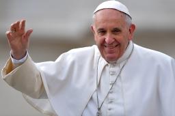 Paus houdt eerste extra algemene audiëntie