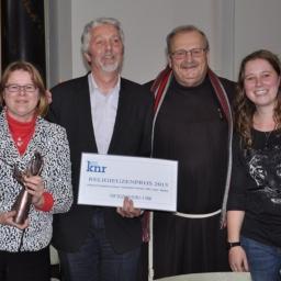 Extra 'Religieuzenprijs' in Jaar van Barmhartigheid