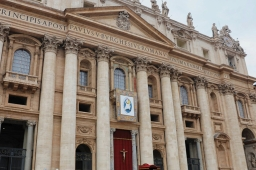 Priesters bijeen in Rome