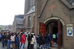 Laatste parochiepelgrimage naar Heilige Deur Groenlo