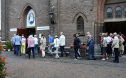 Heilige Deur in Noordwijk geopend