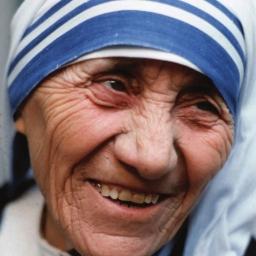 Moeder Teresa heilig: tienduizenden prentjes verspreid