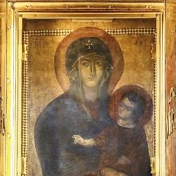 Paus prijst Maria als voorbeeld