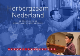 Boekje vluchtelingenwerk kerkprovincie voor paus